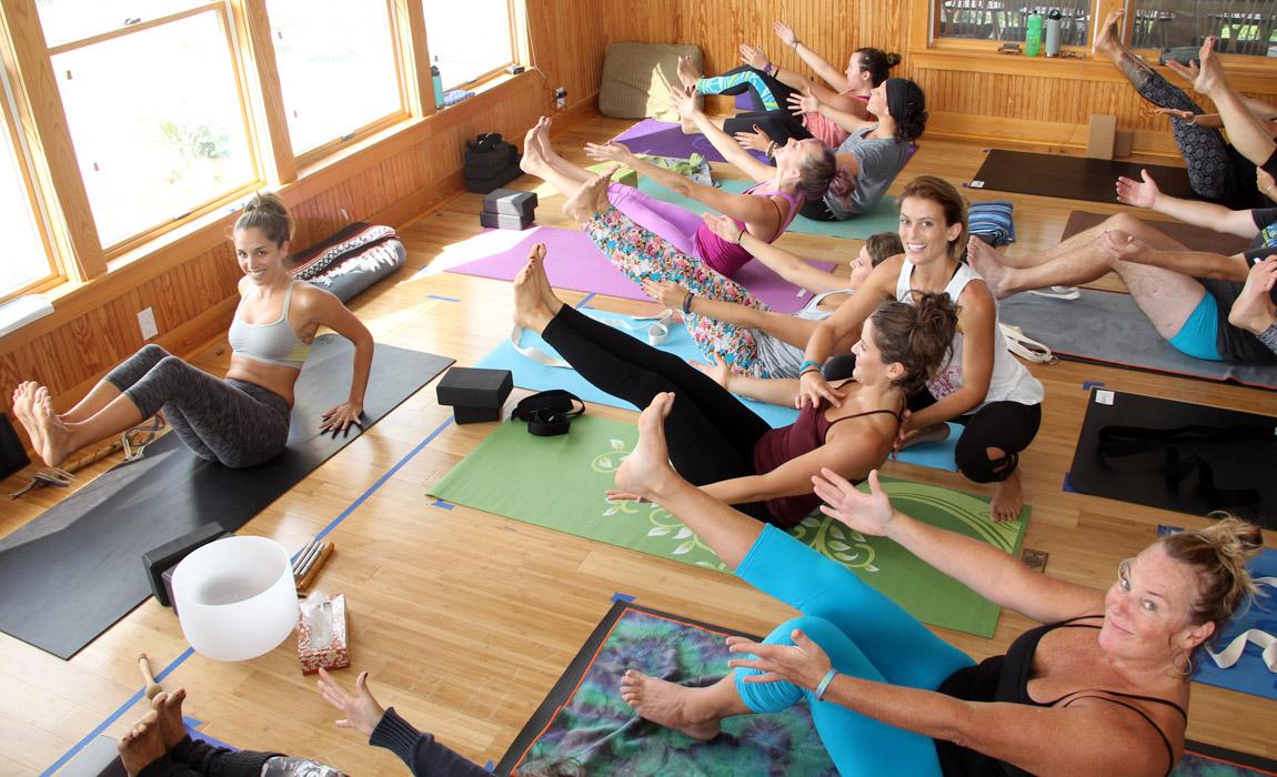 Host A Kunga Yoga Program Kunga Yoga